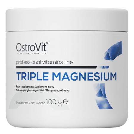 OstroVit Triple Magnesium, 100 грамм